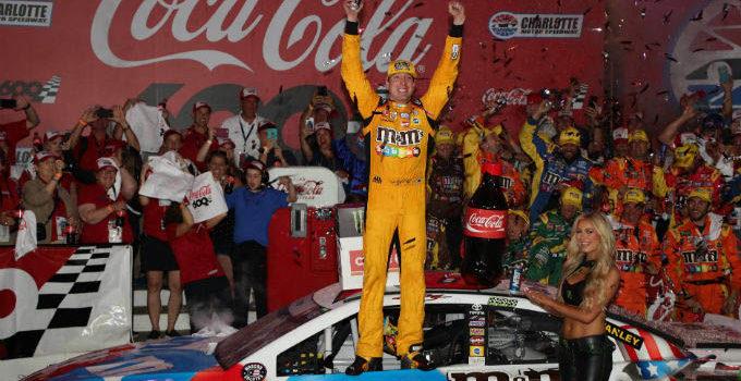 Ставки, шансы и драйверы для ставок на NASCAR Coca-Cola 600