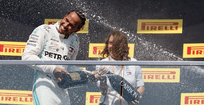 Освоение ставок на подиум Формулы 1